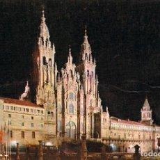 Postales: SANTIAGO DE COMPOSTELA, CATEDRAL, DACHADA DEL OBRADOIRO, EDITOR.ARRIBAS Nº 2094. Lote 118570379