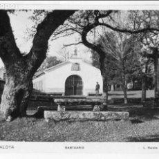 Postales: GALICIA. TUY (PONTEVEDRA). MONTE ALOYA. SANTUARIO. FOTOGRAFICA.. Lote 118882423
