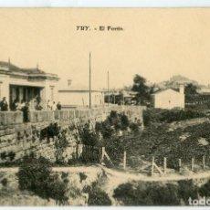 Postales: GALICIA. TUY (PONTEVEDRA). EL FORTIN.. Lote 118882499