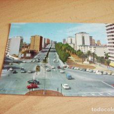 Postales: VIGO ( PONTEVEDRA ) AVD,SAMIL Y POLIGONO DE GOYA. Lote 119176935