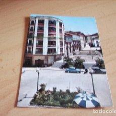 Postales: MONFORTE DE LEMOS ( LUGO ) PLAZA DE ESPAÑA. Lote 119198319