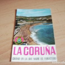 Postales: LA CORUÑA -- PLAYA RIAZOR. Lote 119268951