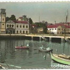 Postales: POSTAL MARIN ESCUELA NAVAL ED. ARRIBAS N° 34 COLOREADA GALICIA. Lote 119438075