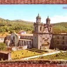 Postales: ORENSE - MONASTERIO DE OSERA. Lote 119928151