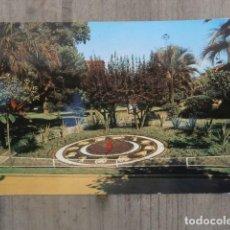 Postales: POSTAL LA CORUÑA, RELOJ FLORAL. Lote 120329943