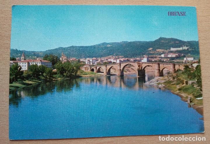 POSTAL ORENSE (Postales - España - Galicia Moderna (desde 1940))