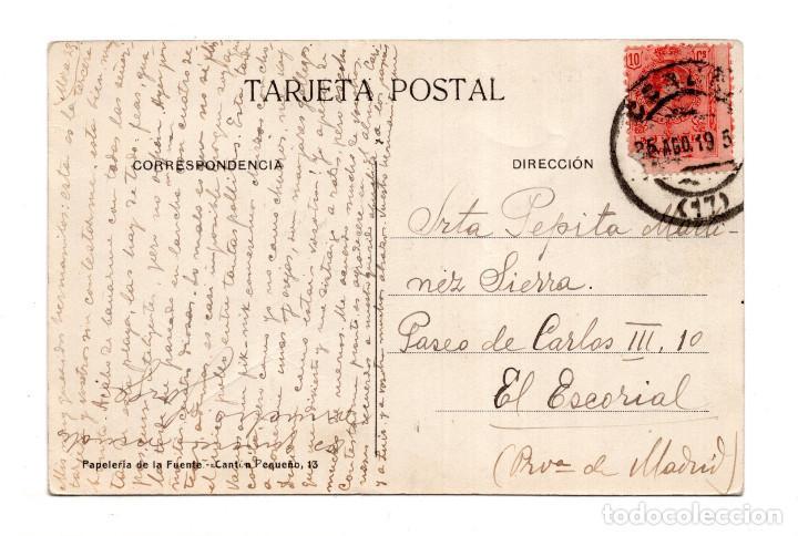 Postales: LA CORUÑA.- LA PEÑA DE LA MAROLA. - Foto 2 - 121797863