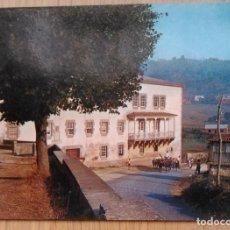 Postales: BALTAR - EL FERROL - COLEGIO RESIDENCIAL CLARETIANO. Lote 121844427