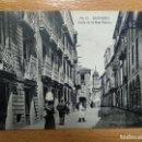 Postales: CORUÑA, SANTIAGO DE COMPOSTELA. CALLE DE LA RUA NUEVA. Nº15. Lote 122436455