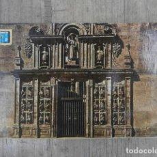 Postales: POSTAL SANTIAGO DE COMPOSTELA, CATEDRAL. Lote 122777671