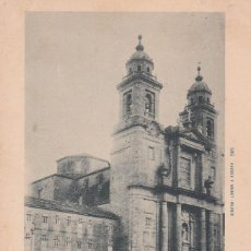 Postales: POSTAL DE SANTIAGO DE COMPOSTELA - SAN FRANCISCO. Lote 122858571