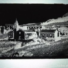 Postales: SAN ANDRES DE TEIXIDO REGOA A CORUÑA ANTIGUO NEGATIVO EN CRISTAL. Lote 123078235