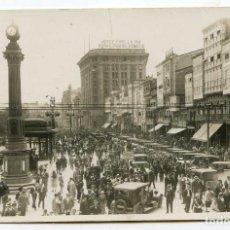 Postales: LA CORUÑA. UN DÍA DE TOROS 1931, POSTAL FOTOGRÁFICA. Lote 123251983