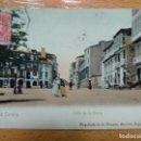 Postales: LA CORUÑA. CALLE DE LA TORRE. REVERSO SIN DIVIDIR. Lote 124288251