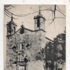 Postales: VILLAGARCIA DE AROSA. IGLESIA PARROQUIAL.. Lote 125182299