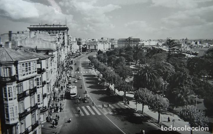 CORUÑA - AVENIDA DE LOS CANTONES (Postales - España - Galicia Moderna (desde 1940))