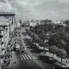 Postales: CORUÑA - AVENIDA DE LOS CANTONES. Lote 127254883