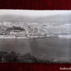 Postales: FERROL DEL CAUDILLO,MUELLE CONCEPCION ARENAL. ED. ARRIBAS Nº215 CIRCULADA. Lote 127862419