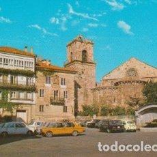 Postales: POSTAL A CORUÑA. IGLESIA DE SANTIAGO. EDICIONES ARRIBAS. ZARAGOZA. Lote 128247587