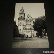 Postales: VILLANUEVA DE LORENZANA LUGO IGLESIA DE SAN SALVADOR. Lote 128485811
