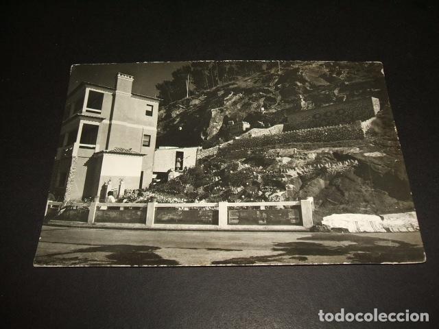 BAYONA PONTEVEDRA HOTEL ROMPEOLAS (Postales - España - Galicia Antigua (hasta 1939))