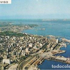 Postales: VIGO. 3157 - VITA AEREA. AÑO 1967 DISTRIBUIDOR POSTALES FAMA. ESCRITA CON SELLO (5010). Lote 129103219