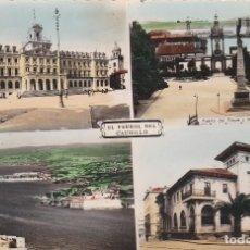 Postales: POSTAL DEL FERROL DEL CAUDILLO. Lote 129966867