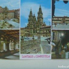 Postales: POSTAL DE SANTIAGO DE COMPOSTELA ( GALICIA ). Lote 130004255