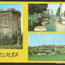 Postales: VILALBA / VILLALBA - VISTAS - LUGO - P26695. Lote 130317206