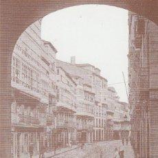 Postales: POSTAL A CORUÑA. CALLE RIEGO DE AGUA, 1900. LIBRERÍA ARENAS. A CORUÑA. Lote 130914396