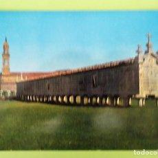 Postales: MUROS. 3 ORRIO EN CARNOTA. ED. ESTEIRAN. NUEVA. COLOR. Lote 130919739