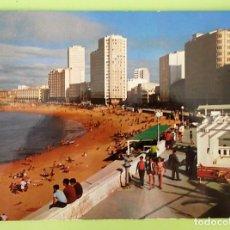 Postales: LA CORUÑA. 2097 PLAYA DE RIAZOR. ED. ARRIBAS. NUEVA. COLOR. Lote 130919791