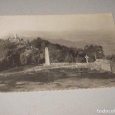 Cartoline: LA GUARDIA (PONTEVEDRA) OBELISCO Y FACHO, ESCRITA, EDICIONES GARRABELLA. Lote 131559886