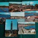 Postales: SANTA EUGENIA DE RIBEIRA .- 8 POSTALES. Lote 131997634