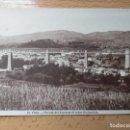 Postales: REDONDELA: VIGO. PUENTE DEL FERROCARRIL SOBRE REDONDELA. H.A.E. Nº30.. Lote 132028006