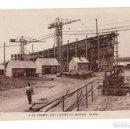 Postales: EL FERROL DEL CAUDILLO (LA CORUÑA) - ASTILLERO GRADA. Lote 132040426