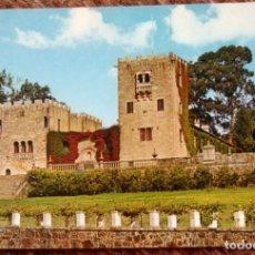 Postales: LA CORUÑA - PAZO DE MEIRAS. Lote 132815698