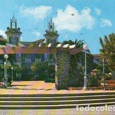 Postales: SANTA EUGENIA DE RIVEIRA - 3 AYUNTAMIENTO. Lote 132821302