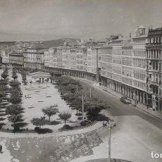 Postales: CORUÑA- PASEO DE LA MARINA. Lote 133315406