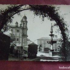 Postales: PONTEVEDRA.POSTAL CIRCULADA 1962,ED. ARRIBAS, Nº 75.. Lote 133757030