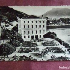 Postales: VIVERO(LUGO) POSTAL CIRCULADA 1962. ED. A.SANTIAGO,S/N.. Lote 133757258