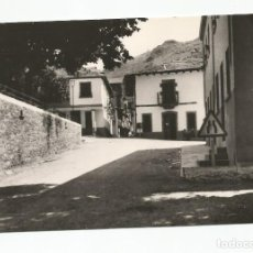Postales: PUENTE DE DOMINGO FLOREZ - AVENIDA DEL PROGRESO - Nº 1005 ED. G. OVIEDO. Lote 133818194