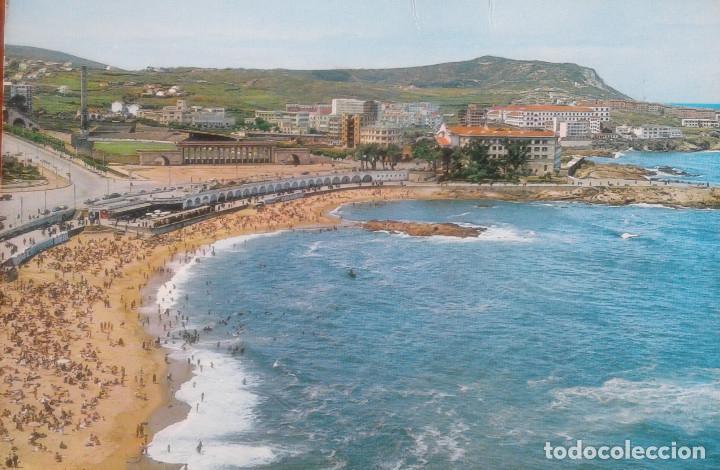 CORUÑA - PLAYA DE RIAZOR (Postales - España - Galicia Moderna (desde 1940))