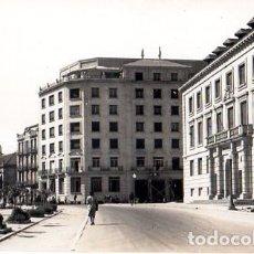 Postales: TARJETA POSTAL DE ORENSE. CALLE DE SAN ANTONIO Y GOBIERNO CIVIL.. Lote 134492554