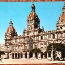 Postales: LA CORUÑA - PALACIO MUNICIPAL. Lote 134750058
