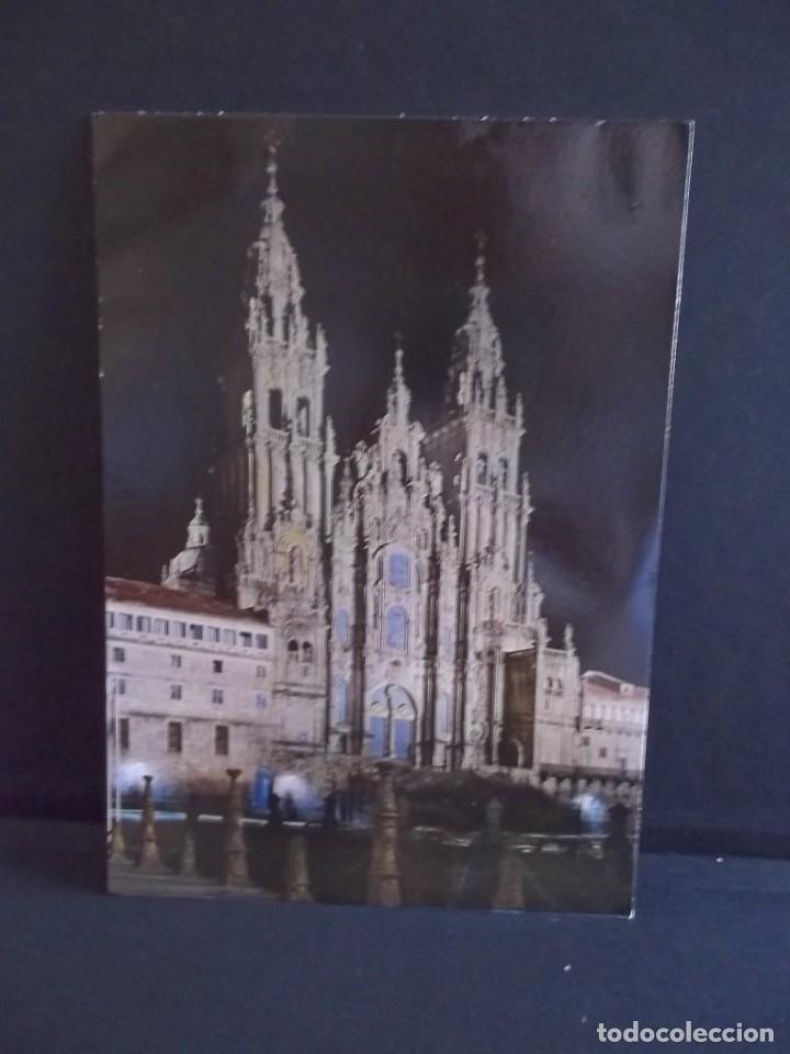 POSTAL CATEDRAL SANTIAGO DE COMPOSTELA (Postales - España - Galicia Moderna (desde 1940))