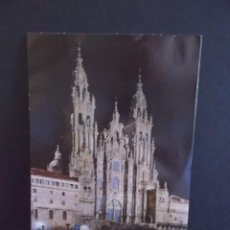 Postales: POSTAL CATEDRAL SANTIAGO DE COMPOSTELA. Lote 135069730