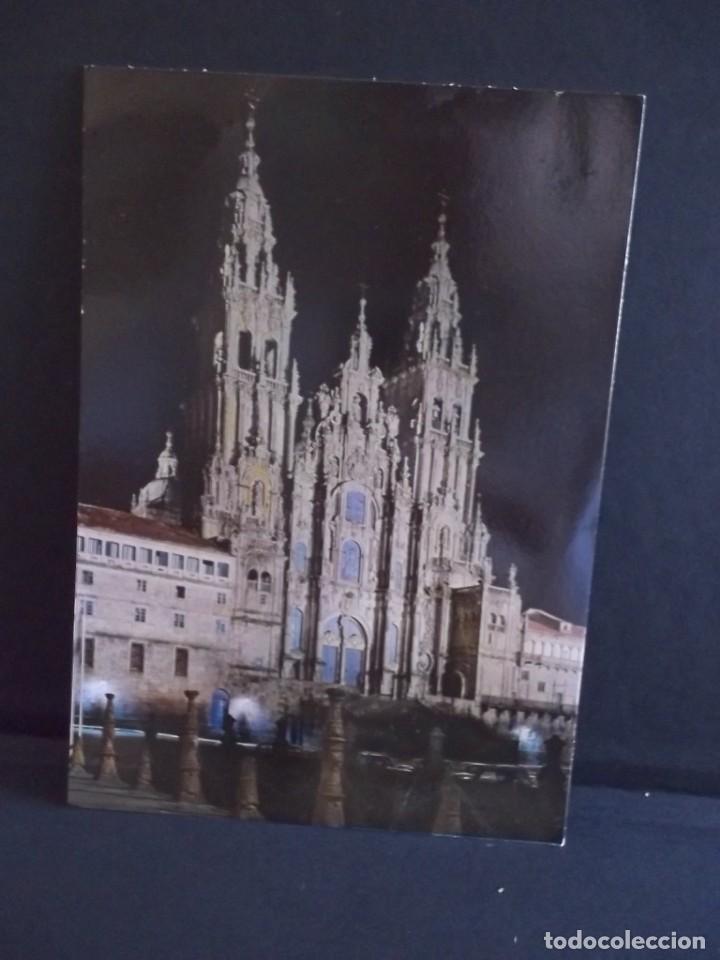 Postales: POSTAL CATEDRAL SANTIAGO DE COMPOSTELA - Foto 3 - 135069730