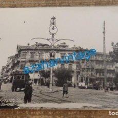Postales: VIGO (PONTEVEDRA): PLAZUELA COLÓN. LIBRERÍA TETILLA. NO CIRCULADA (AÑOS 10). Lote 135315354