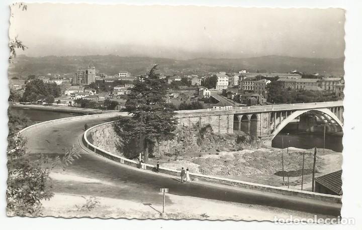 PONTEVEDRA - VISTA PARCIAL - Nº 63 ED. ARRIBAS (Postales - España - Galicia Moderna (desde 1940))
